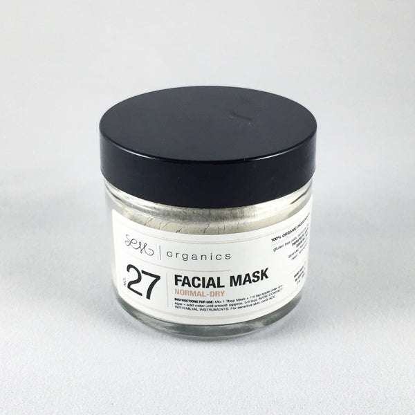 NO. 27 | FACIAL MASK :  DRY | OILY | BLEMISH PRONE