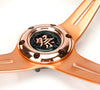 MATSURI ACRYLIC STEERING WHEEL ROSE GOLD