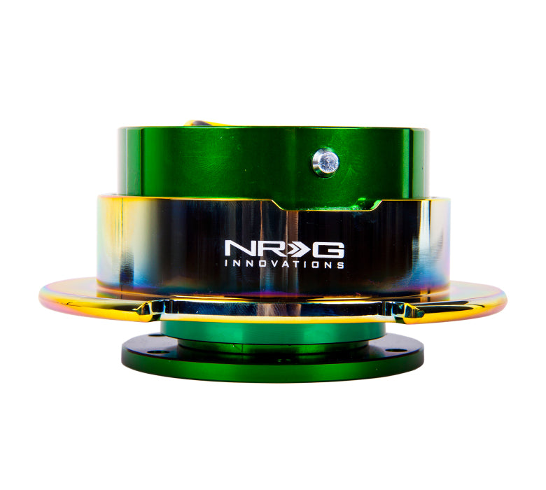 GREEN- NEO CHROME