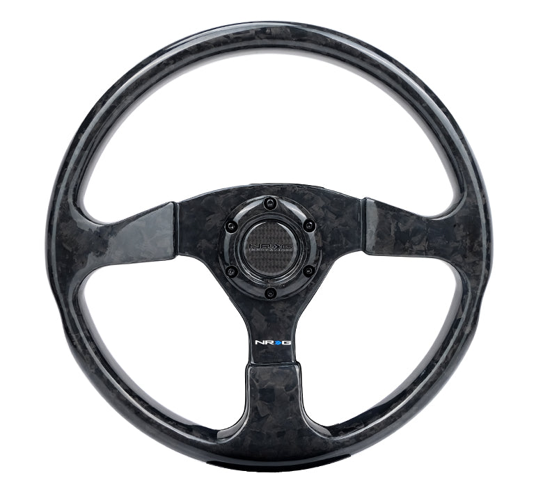 CARBON FIBER STEERING WHEEL 320MM