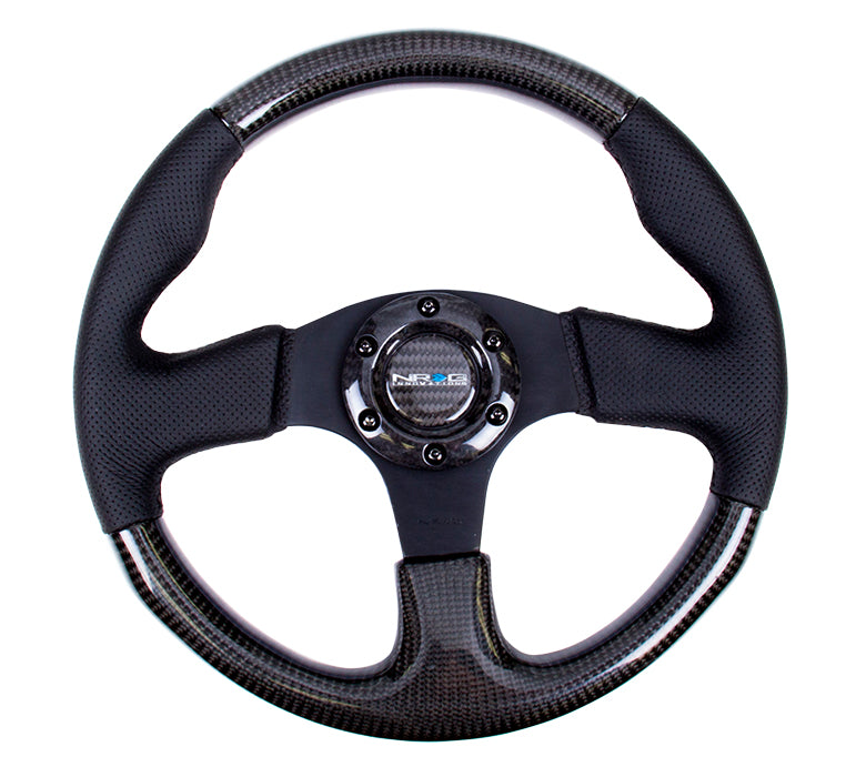 CARBON FIBER STEERING WHEEL 315MM