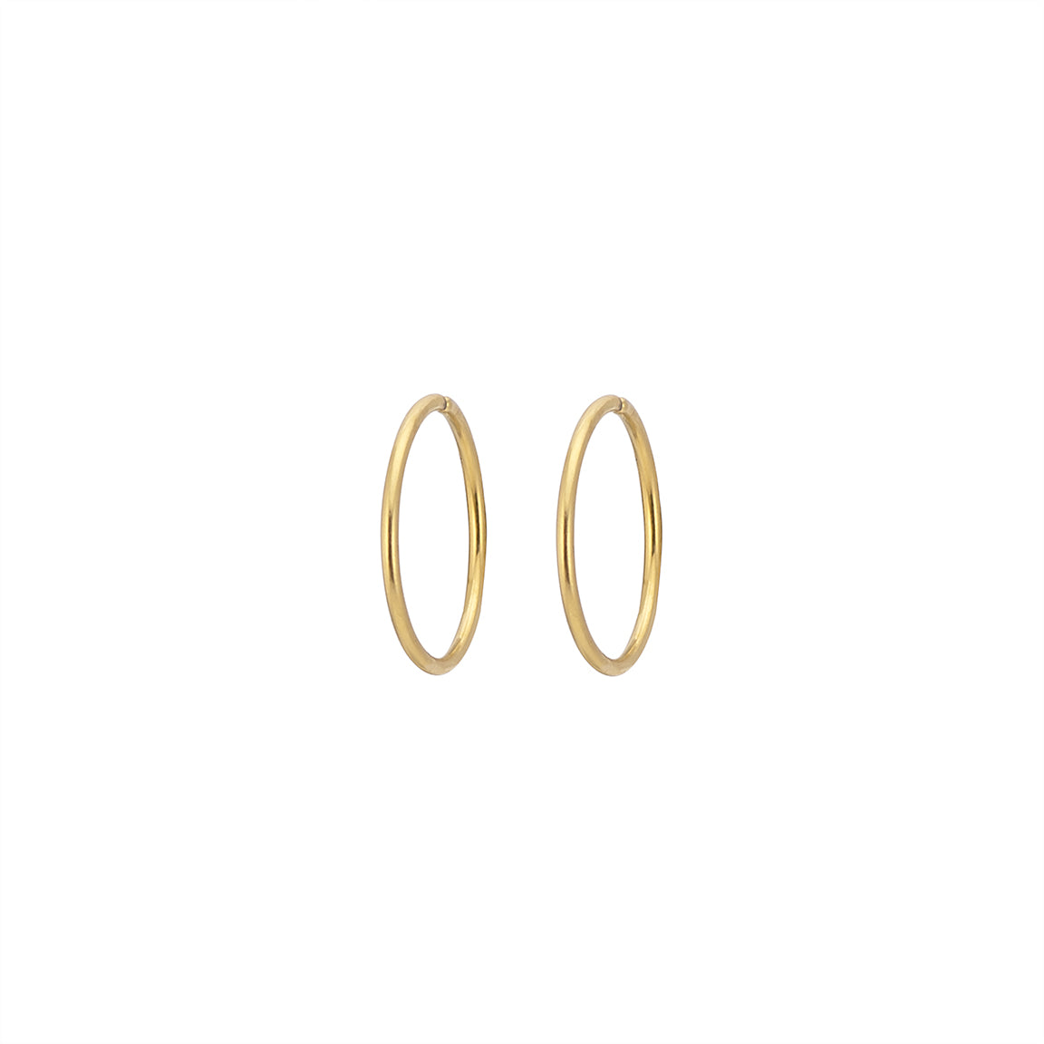 Super Thin Endless Hoops