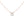 Load image into Gallery viewer, Solitaire Quartz Drop Necklace
