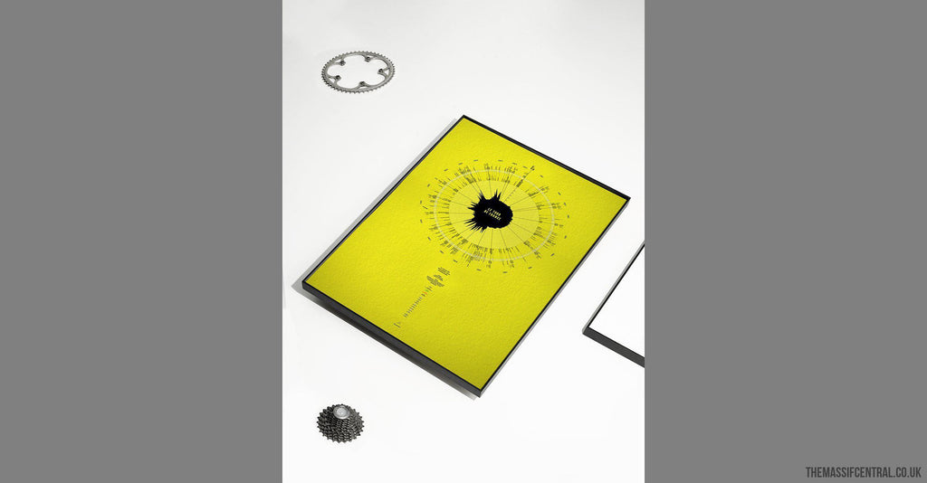 Le Tour de France - 2018-Limited Edition Print-MassifCentral