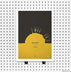 De Ronde - 2015 Yellow-Limited Edition Print-MassifCentral