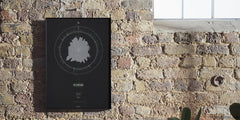 The Spine Race-Personalised Print-MassifCentral