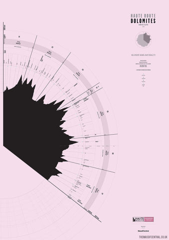 Haute Route 2014 - Dolomites-Limited Edition Print-MassifCentral