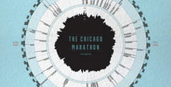 Chicago Marathon-Personalised Print-MassifCentral
