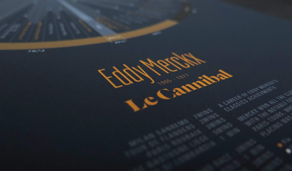 EDDY MERCKX, Le Cannibal-Limited Edition Print-MassifCentral