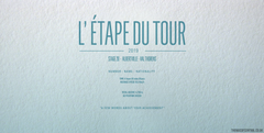 Étape du Tour - 2019-Personalised Print-MassifCentral