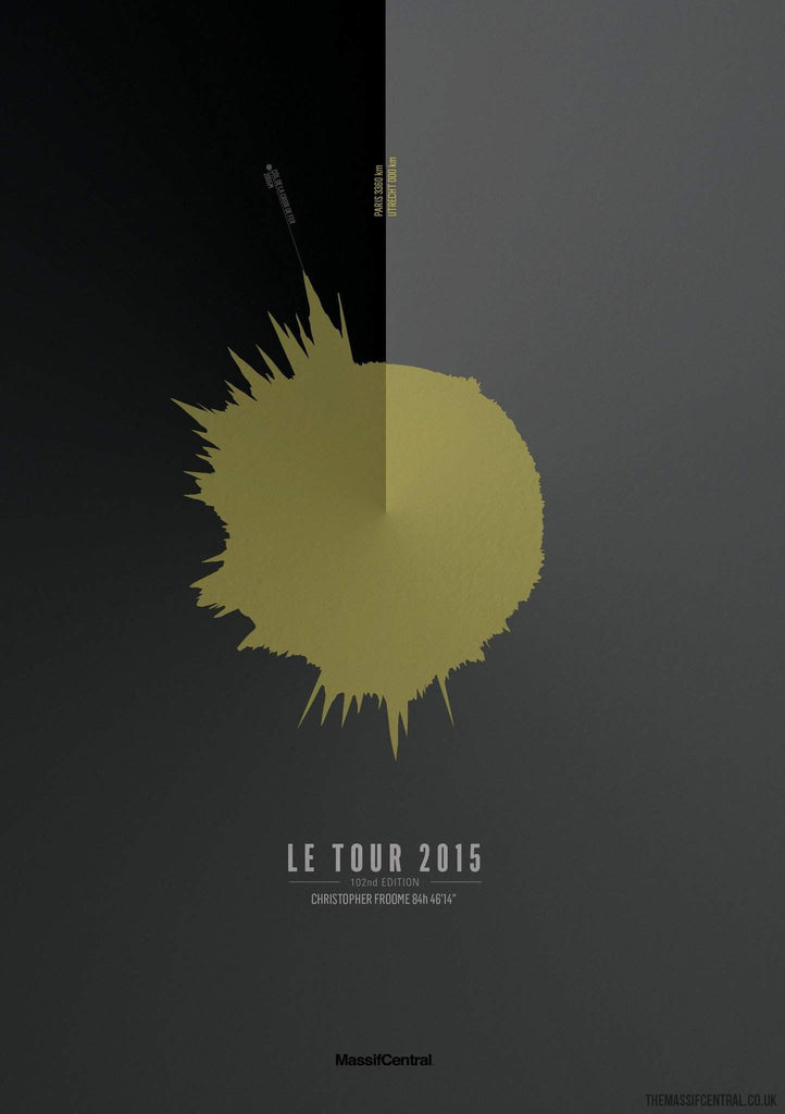 THE GRAND TOURS 2015-Limited Edition Print-MassifCentral