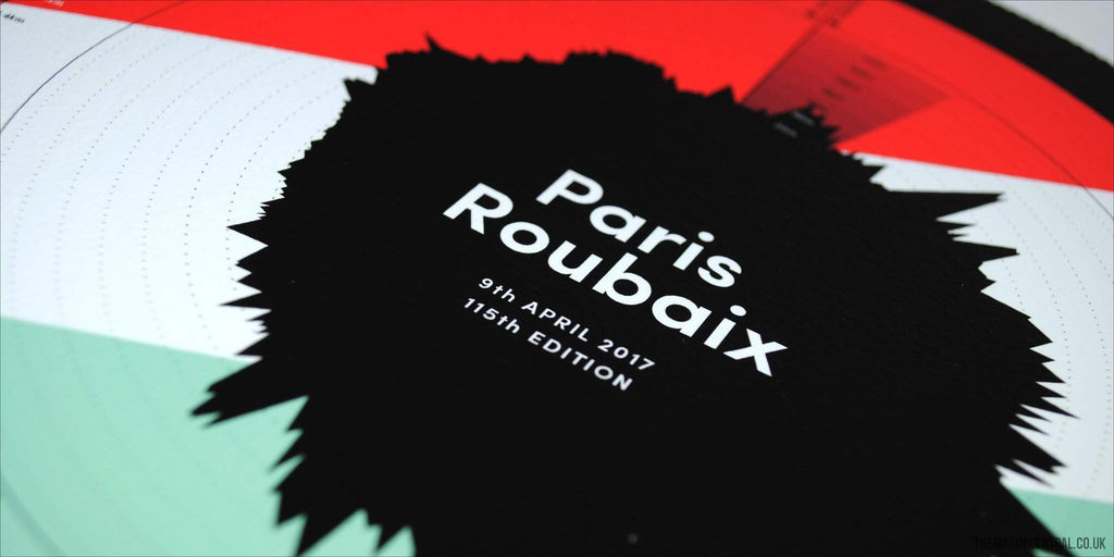 Paris Roubaix - 2017-Limited Edition Print-MassifCentral