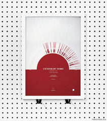 L'Enfer du Nord - 2015 Red-Limited Edition Print-MassifCentral