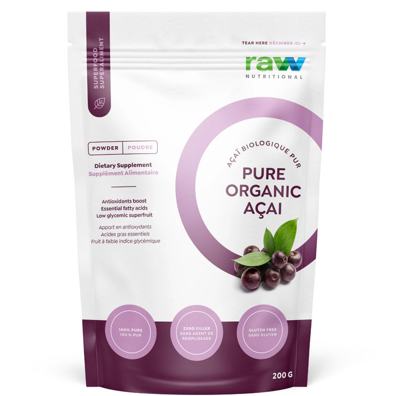 Pure Organic Acai Powder (200 g)