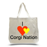 Corgi Nation VW Tote