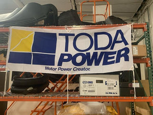 TODA POWER Flag