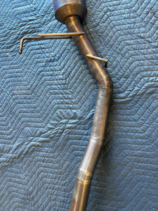 USED Power House Amuse R1 Exhaust
