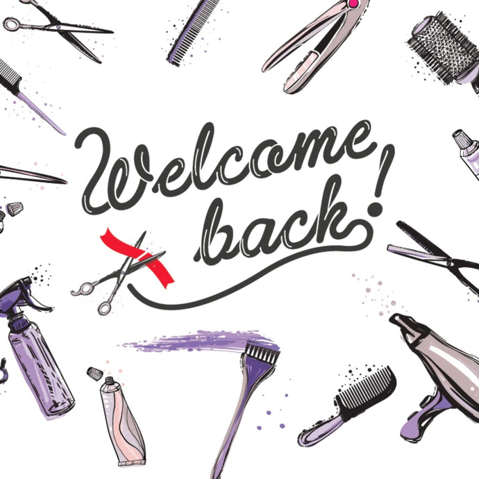 WELCOME BACK: Eufora Salon Stimulus