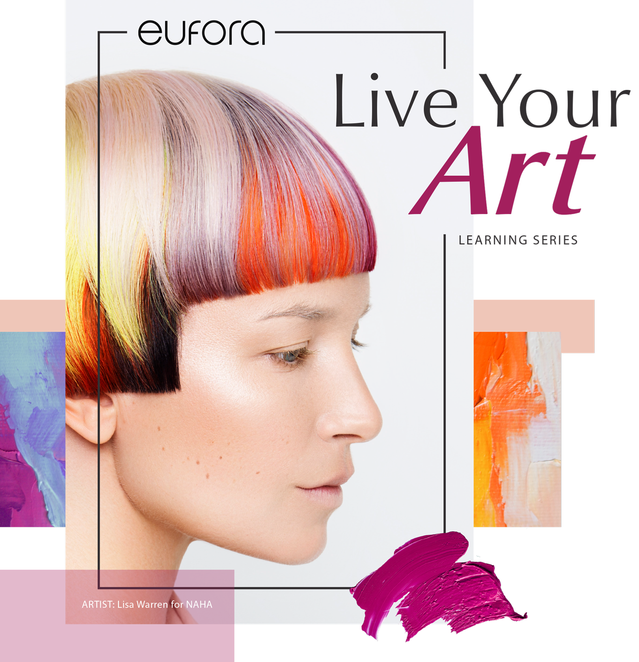Live Your Art - In-Market Education
