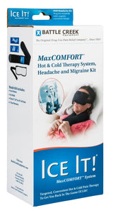 Ice It!® Headache & Migraine Kit™