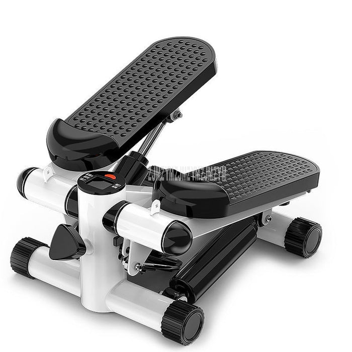Multifunctional Indoor Fitness Stepper With Resistance Rope Home Exercise Tools Waist Beauty Sports Stepper Walker Equipment