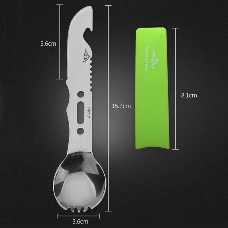 Multifunctional Spoon
