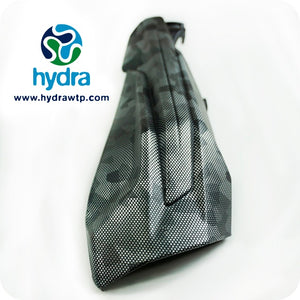 HCA-124 camouflage hydrography sheet. Motorcycle rear view mirror