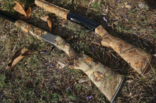 Load image in gallery viewer, HCA-167 camouflage hydroprint shotguns
