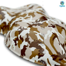 Load image in gallery viewer, HCA-135 camouflage hydroprint sheet
