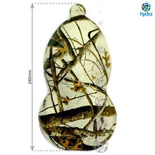 Upload image to gallery viewer, HCA-145 snowy realtree camouflage hydroprint sheet