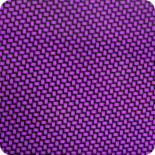 Load image in gallery viewer, HCC-005 violet carbon-chromium hydrographic sheet