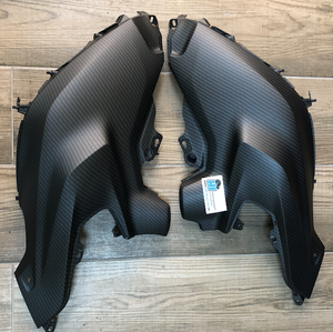 HYDRO-IMPRESSION IN CARBON FIBER MOTORCYCLE HONDA HFC-003