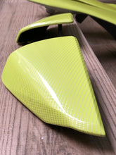 Load image in the gallery viewer, HFC-123 hydroprinting jet ski on carbon fiber effect film