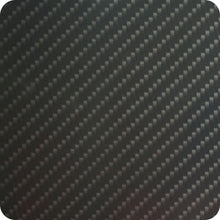 Load image in the gallery viewer, hydroimpression black carbon fiber sheet