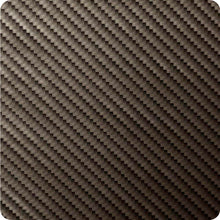 Load image in gallery viewer, HFC-132 Carbon fiber film with black and silver colors.