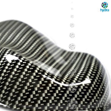 Load image in gallery viewer, HFC-117 Carbon fiber hydroprinting sheet