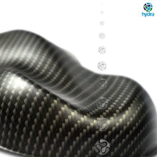 Load image in gallery viewer, HFC-122 Carbon fiber hydroprinting sheet