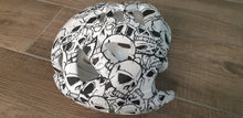 Load image in gallery viewer, HLC-039 skull hydroprinting sheets