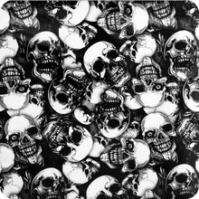 Load image in gallery viewer, HLC-056 Flames and skulls hydroimpression sheet
