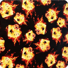 Load image in gallery viewer, HLC-058 skull flames transfer paper