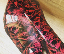 Load image in the gallery viewer, HLC-074 customization hydroimpression flames and skulls