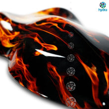 Load image in gallery viewer, HLC-001 skull flames transfer paper
