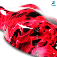 Load image in gallery viewer, HLC-005 Flames and skulls hydroimpression sheet