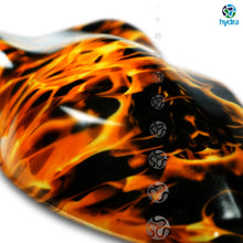 Load image in gallery viewer, HLC-051 skull flames transfer paper
