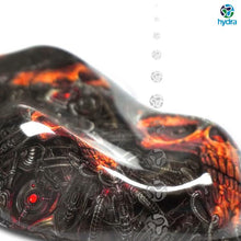 Load image in gallery viewer, HLC-073 Flames and skulls hydroimpression sheet