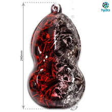 Load image in gallery viewer, HLC-074 Flames and skulls hydroimpression sheet