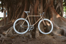 Load image in the gallery viewer, HMA-073 Wood effect hydroprinting bicycle