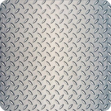 Load image in gallery viewer, HME-052 Hydrographic sheet of diamond plate