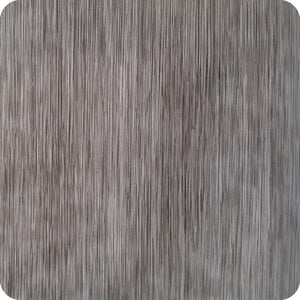 HME-064 Brushed Steel Hydrographic Sheet