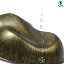 Load image into gallery viewer, HME-063 Brushed bronze hydrographic sheet